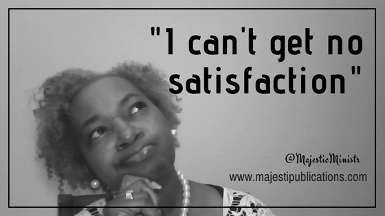 no satisfaction blog post